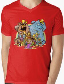 Together again, AGAIN! Mens V-Neck T-Shirt