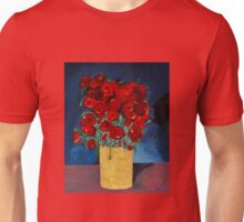 RED Poppies for Peace  Unisex T-Shirt