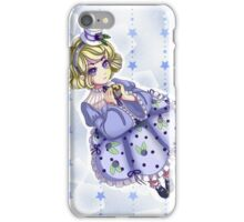 Blueberry Muffin Girl iPhone Case/Skin