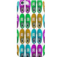 Vans - Multiple Colours (Alternate) iPhone Case/Skin