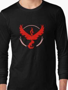 Team Valor [Pokemon Go] Long Sleeve T-Shirt