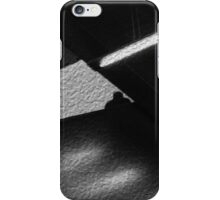 Invisible stairs.. Human in geometry iPhone Case/Skin