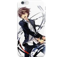 shu drawing the void   iPhone Case/Skin