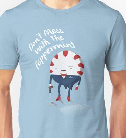 Peppermint Bond Unisex T-Shirt