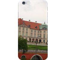 Warsaw Royal Castle's Kubick Arkades, Poland iPhone Case/Skin
