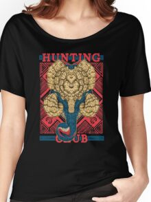 Hunting Club: Gammoth  Women's Relaxed Fit T-Shirt