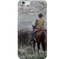 Ace 'n Shorty Drivin' Herd iPhone Case/Skin