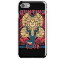 Hunting Club: Gammoth  iPhone Case/Skin