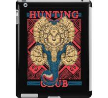 Hunting Club: Gammoth  iPad Case/Skin