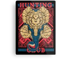 Hunting Club: Gammoth  Metal Print