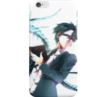 hunter x hunter in repose iPhone Case/Skin