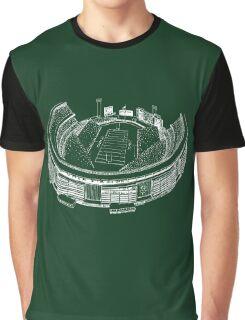 Shea Stadium - New York Jets/Mets Stadium Graphic T-Shirt