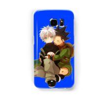 the cuddles hunter x hunter chibi design  Samsung Galaxy Case/Skin
