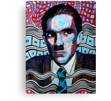 Ron Mael is awesome Canvas Print