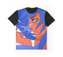 Red Rajah Graphic T-Shirt