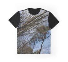 Sun-kissed Branches Graphic T-Shirt
