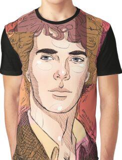 Sherlock Holmes  Graphic T-Shirt