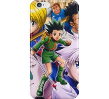 leggings hunter x  hunter iPhone Case/Skin