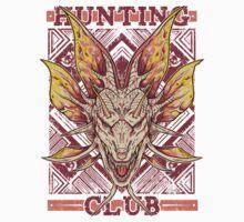 Hunting Club: Mizutsune Kids Tee