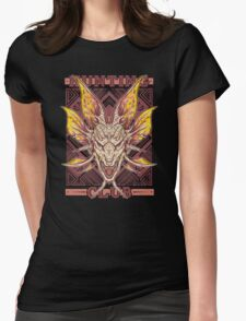 Hunting Club: Mizutsune Womens Fitted T-Shirt