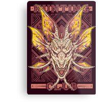 Hunting Club: Mizutsune Metal Print