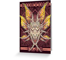 Hunting Club: Mizutsune Greeting Card