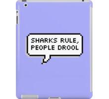 Drool iPad Case/Skin