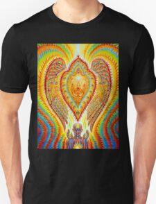 ALEX GREY WINGS Unisex T-Shirt