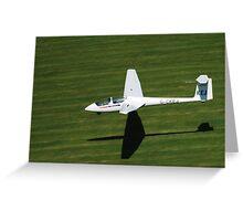 Glider Greeting Card