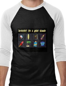 Inventory for a great summer Men's Baseball ¾ T-Shirt