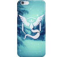 Pokemon GO Team Mystic Phone Case iPhone Case/Skin