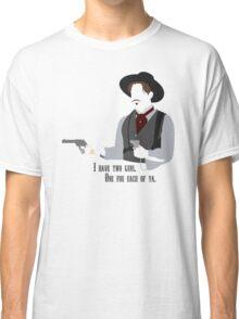 Tombstone: Two Guns Classic T-Shirt