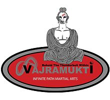 Vajramukti: Behold The Thunderbolt Within #4 • 2008 by Robyn Scafone