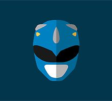 Mighty Morphin Power Rangers - Blue Ranger by gmorningnight