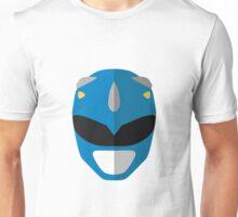 Mighty Morphin Power Rangers - Blue Ranger Unisex T-Shirt