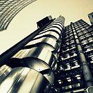 Lloyds Building 2 by Darren Bailey LRPS