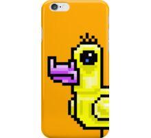 8bit Pixel Art Creepy Duck iPhone Case/Skin
