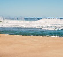 Bar Beach, NSW Australia by Allport Photography