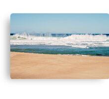 Bar Beach, NSW Australia Canvas Print