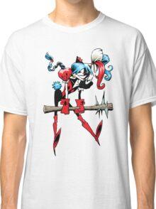 Harlequin Girl Classic T-Shirt