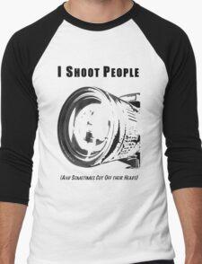 My Real Hobby Men's Baseball ¾ T-Shirt