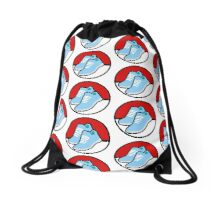 GO running Drawstring Bag