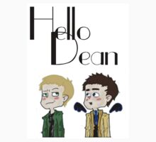 Hello Dean by luciferissatan