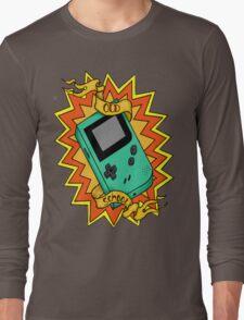 Game Boy Old School Long Sleeve T-Shirt