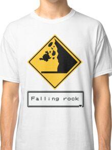 Falling Rock 1 Classic T-Shirt
