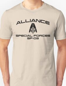 Alliance special forces T-Shirt