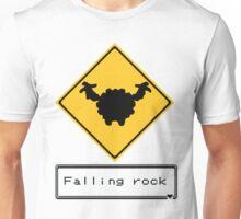 Falling Rock 2 Unisex T-Shirt