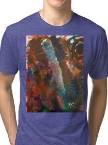 Joie de vivre (Joy/happiness derived from life) Tri-blend T-Shirt
