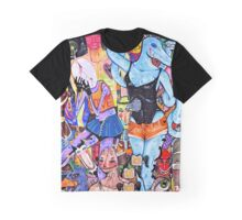 Asunder  Graphic T-Shirt