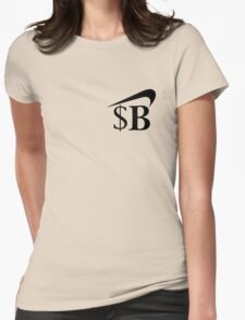 $uicideBoy$ Black Womens Fitted T-Shirt